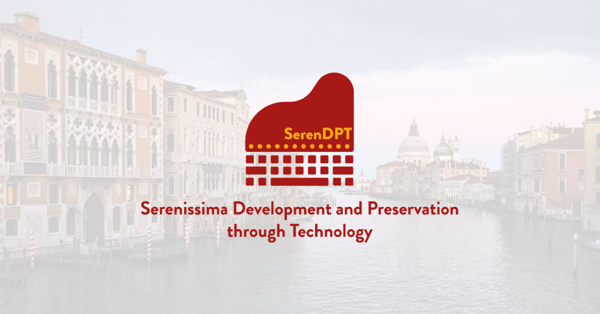 Partnership | SerenDPT – Serenissima Development and Preservation through Technology