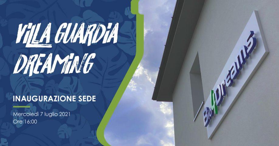 Inaugurazione sede Villa Guardia
