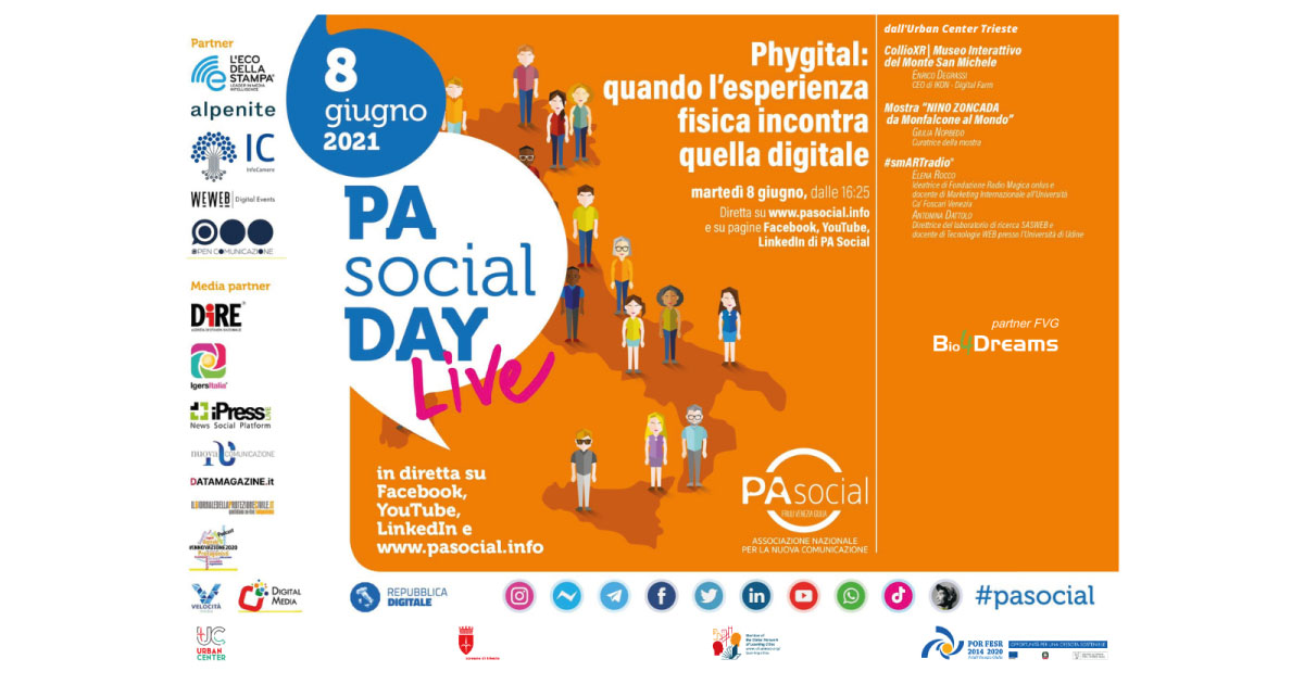 Bio4Dreams partner del PA Social Day 2021