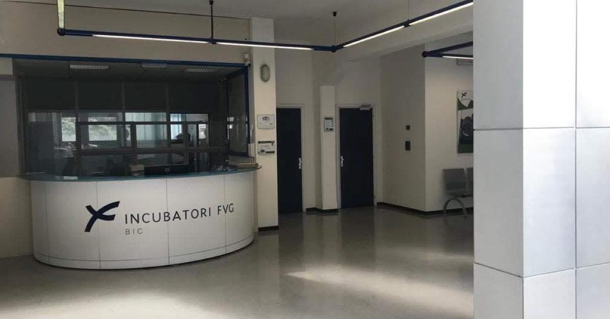 Sede Trieste BIC incubatori FVG