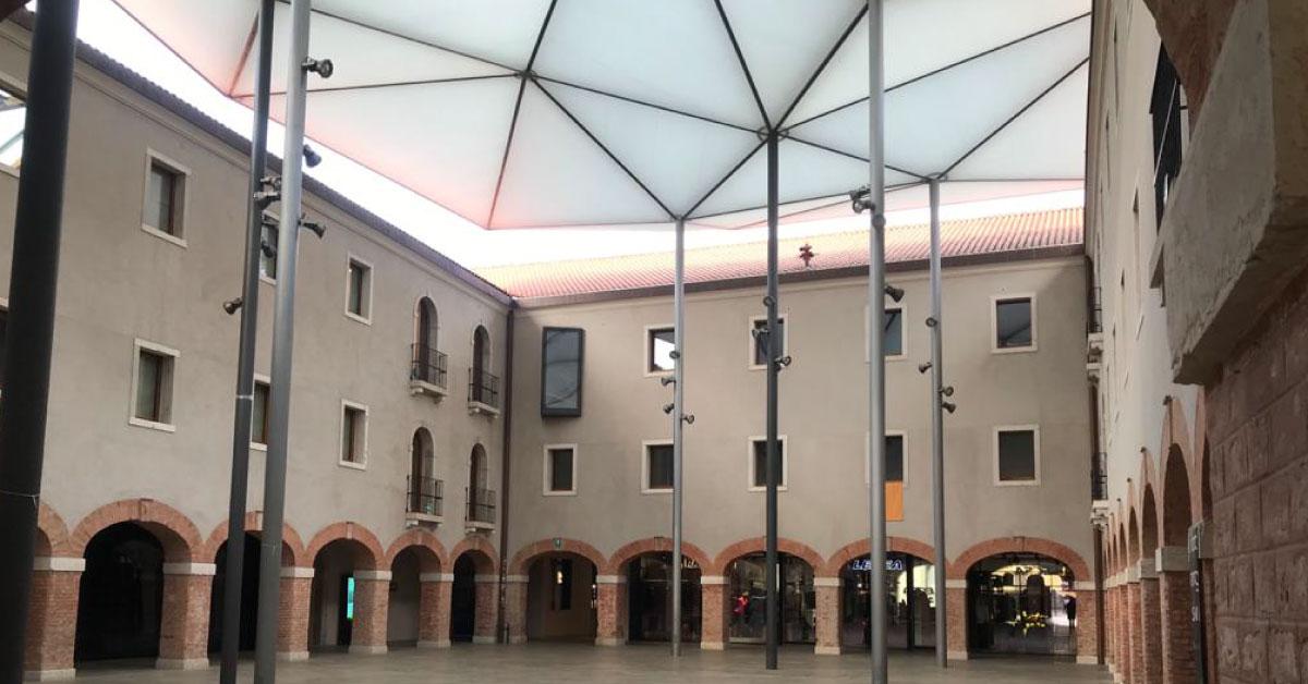 Chiostro Polo M9 | Bio4Dreams | Fondazione Venezia | Progetto HiVe4Sustainability