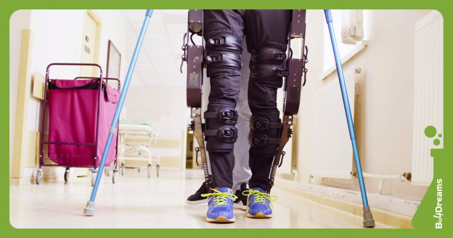 Startup U&O (UANDO)   Esoscheletro per riabilitazione motoria
