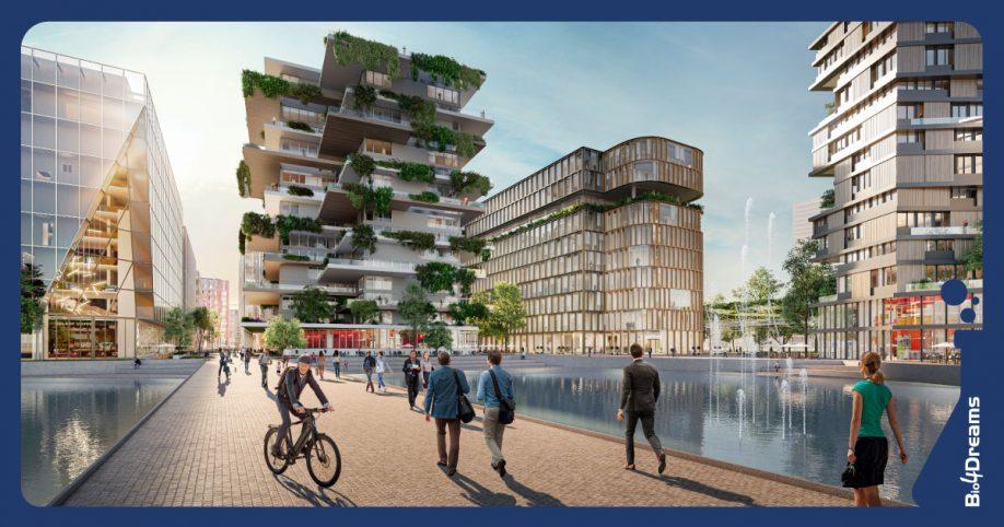 Insediamento al MIND - Milano Innovation District   Headquarter   SharedLabs
