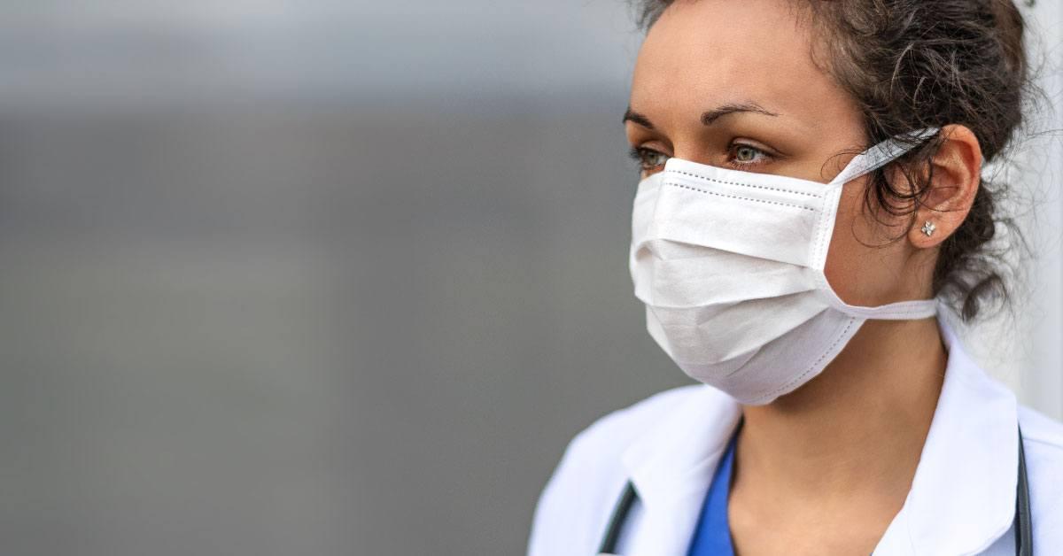 Sinepark dona mascherine medici COVID-19